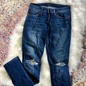 Joes Jeans The Skinny Elsie Distressed Jeans
